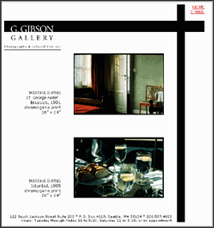 g gibson gallery
