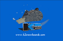 K2 Snowboards this and the skate site were such an awesome project to work on